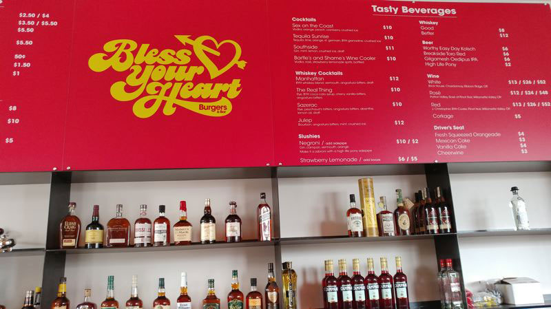 Portland Tribune photo of Bless Your Heart Burgers & Bar at Atticus Hotel by Jennifer Anderson