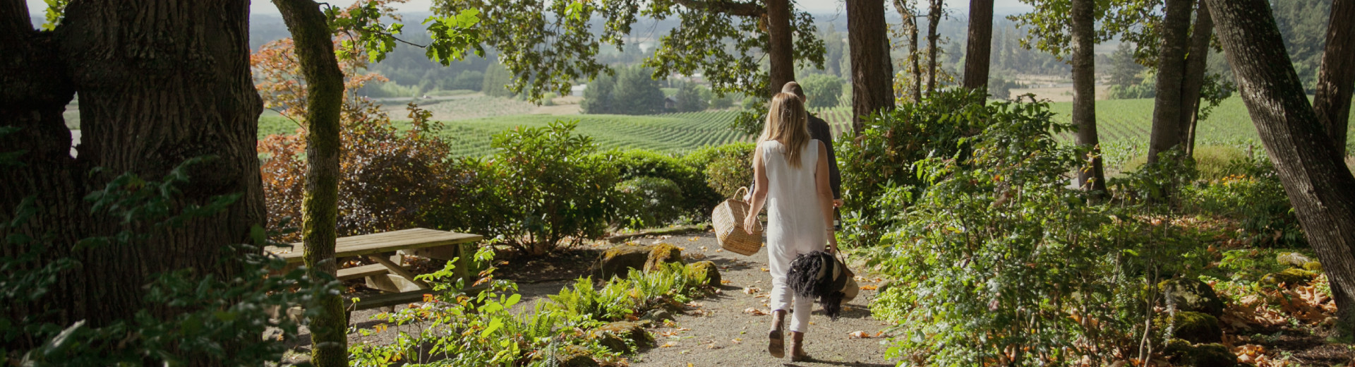 Atticus Hotel guests enjoy a vineyard picnic in Oregon's Willamette Valley