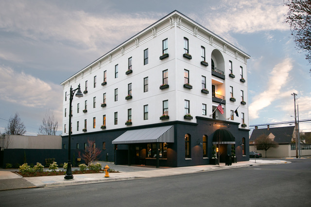 Atticus Hotel in McMinnville, Oregon