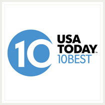 Atticus Hotel is mentioned by USA TODAY 10Best