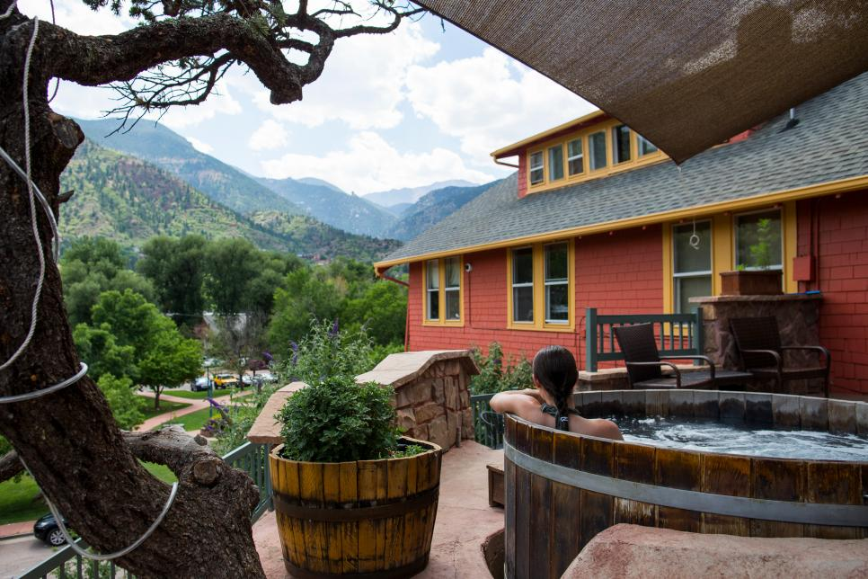 SunMountain Center, Manitou Springs, CO