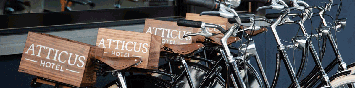 Atticus Hotel Dutch Bikes
