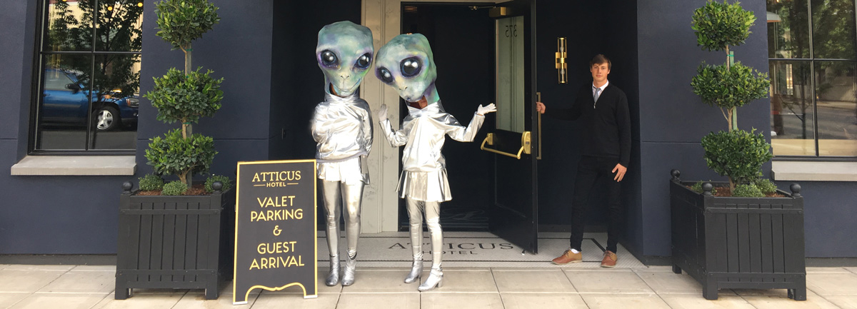 Experience the McMinnville UFO Festival