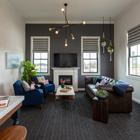 The Penthouse at Atticus Hotel in McMinnville, Oregon
